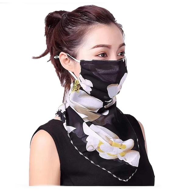 TwoYek Women's Face Cover