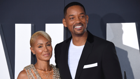Jada Pinkett Smith Shut Down Rumors She Has an Open Marriage With Will Smith | StyleCaster