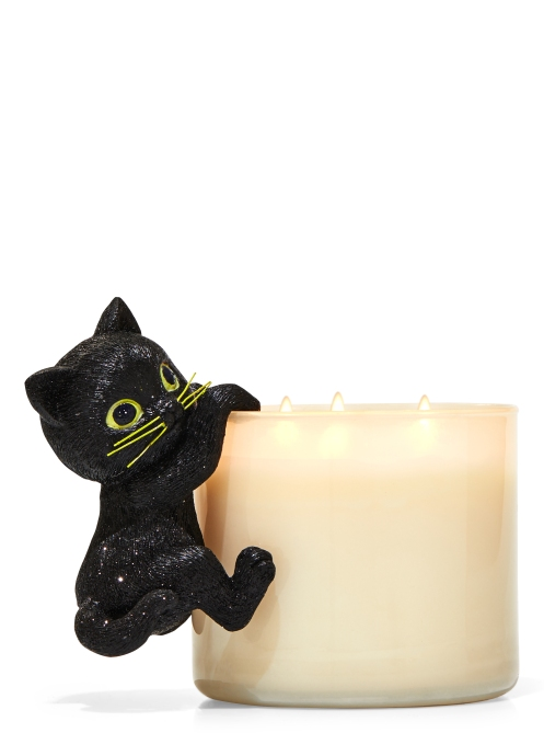 bath & works black cat candle