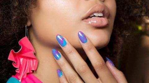 15 Acrylic Nail Ideas You'll Want to Copy ASAP | StyleCaster