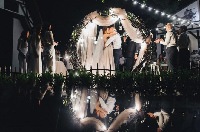 STYLECASTER | unique wedding details