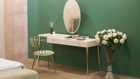 Luxe Dressing Tables to Elevate Your Getting-Ready Game | StyleCaster