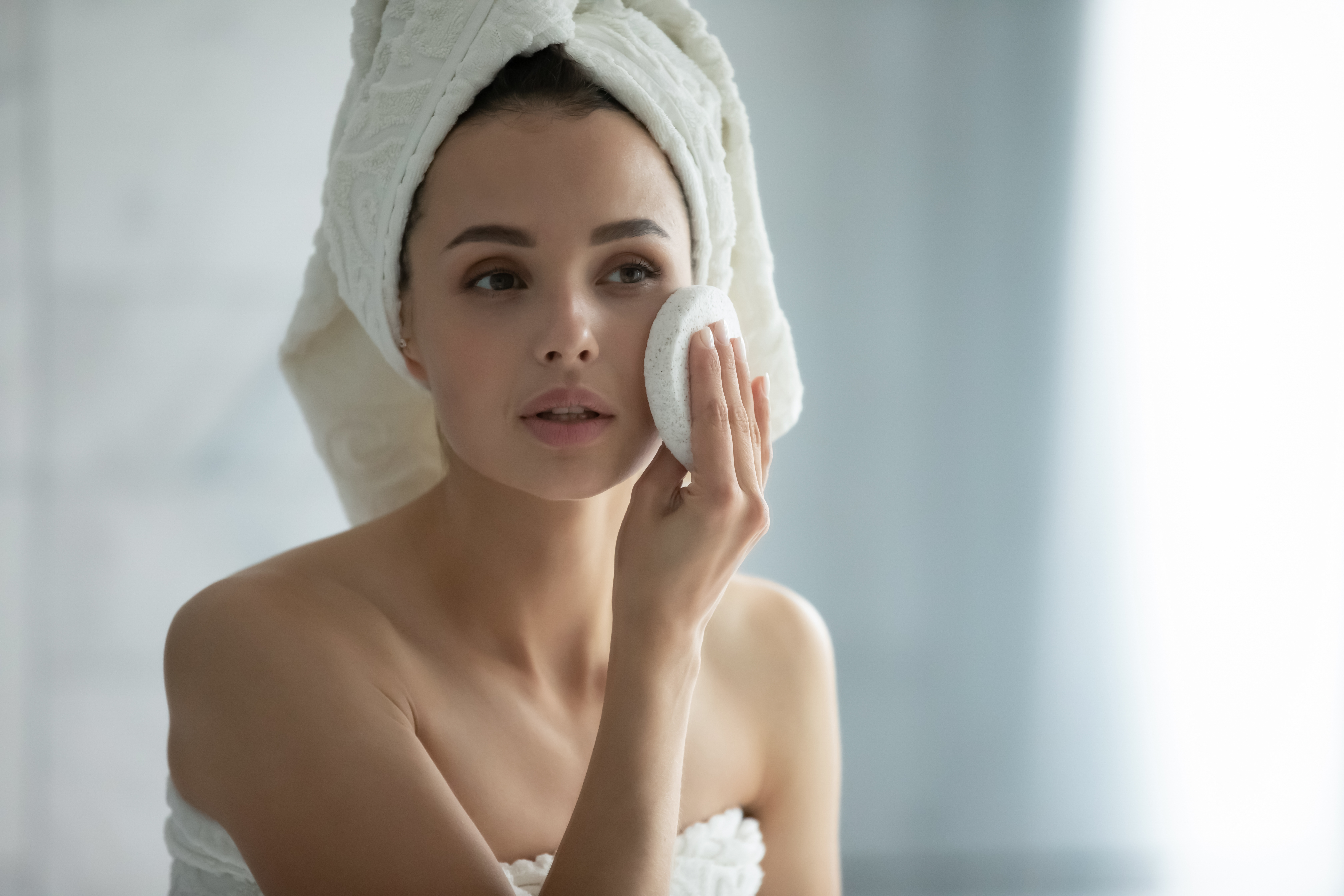 Gentle Peel Pads For Daily Exfoliation Sans the Irritation