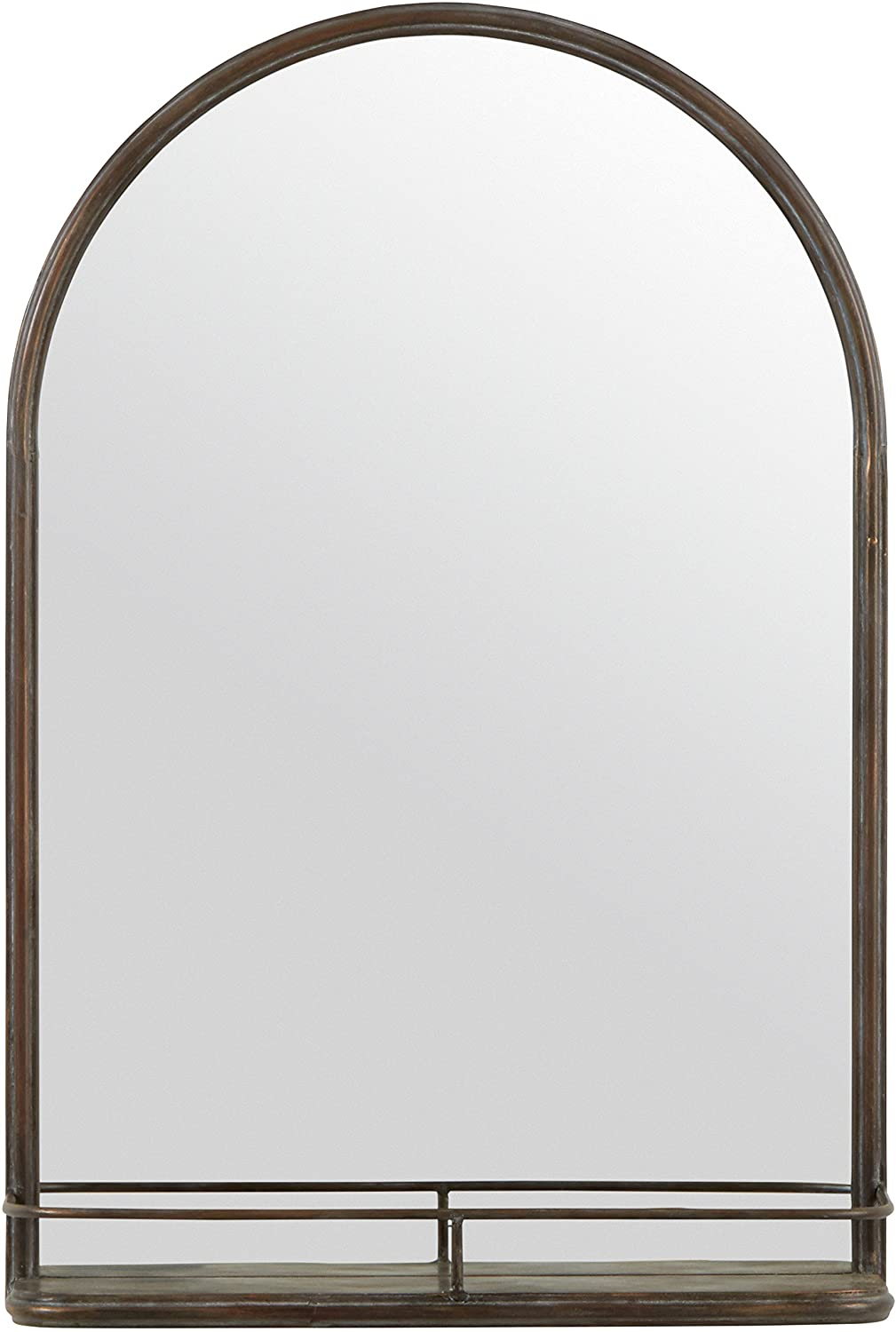 Amazon arched mirror stone and beam