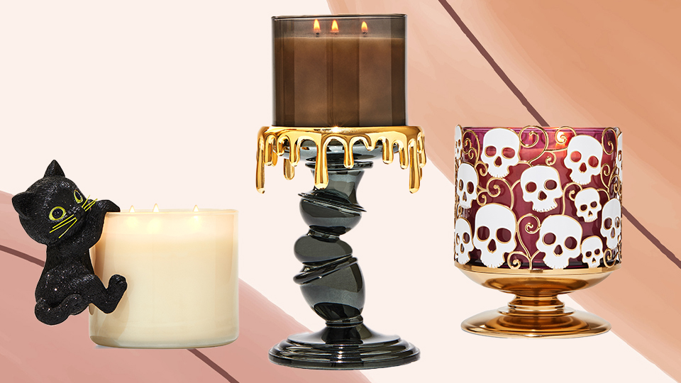 Bath & Body Works Dropped Its Halloween Collection & There's Candy Corn