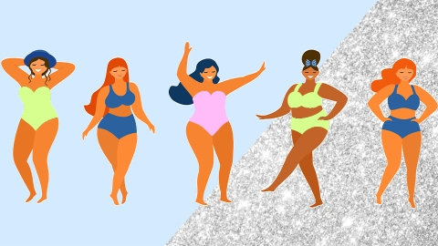 After Years Of Hiding My Body At The Beach, I'm Embracing My Bikini Belly | StyleCaster