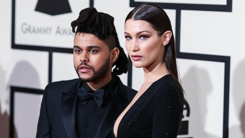 Bella Hadid & The Weeknd Reunited at the VMAs & It Was Only Semi-Awkward | StyleCaster