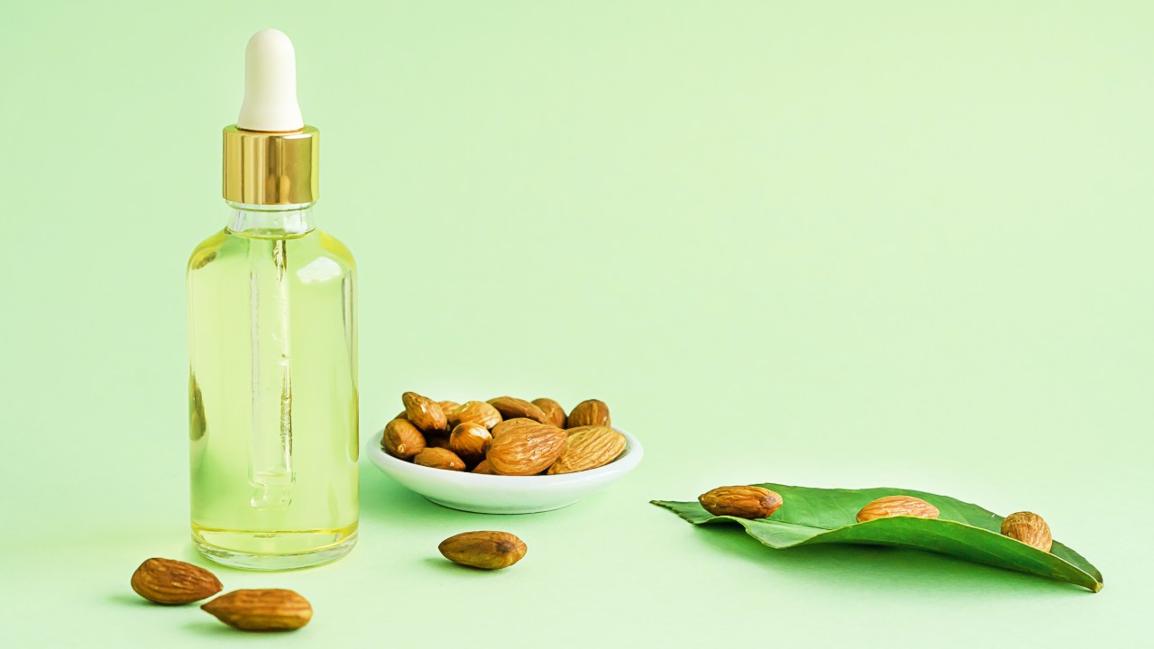 Nourishing Almond Oil That'll Leave Your Skin Feeling Silky Smooth