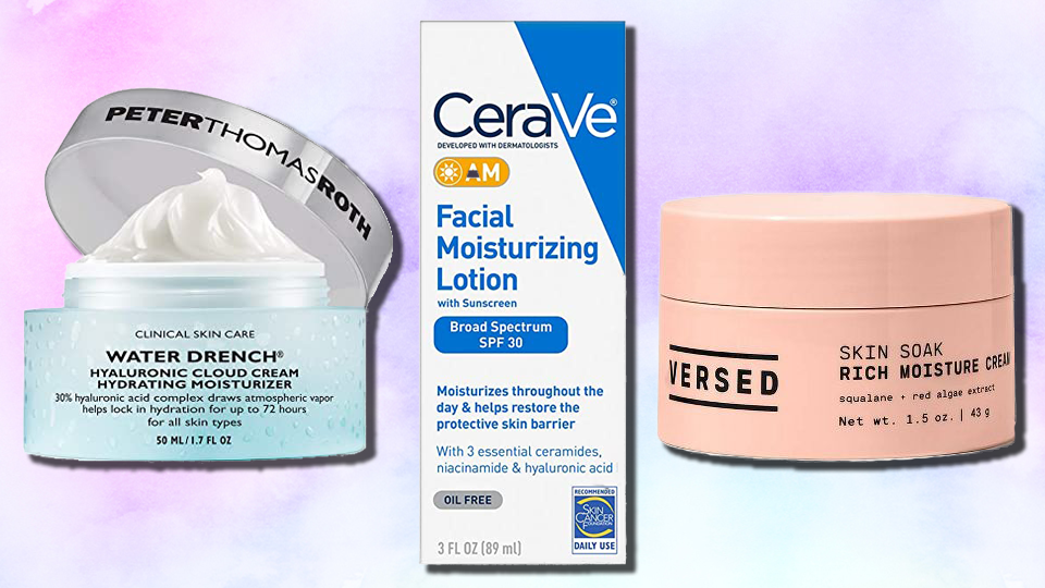 10 Face Moisturizers For Your Most Supple Skin Ever