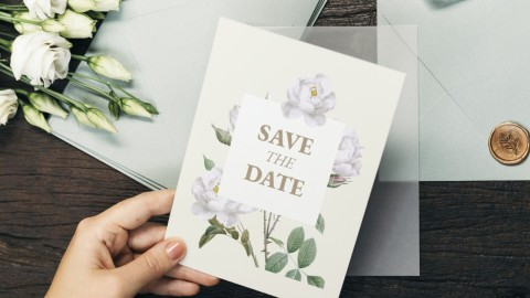 Cute Save the Date Cards That Are Wedding Planning Must-Haves | StyleCaster