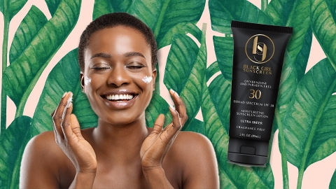 I Regret Waiting This Long to Try Black Girl Sunscreen | StyleCaster