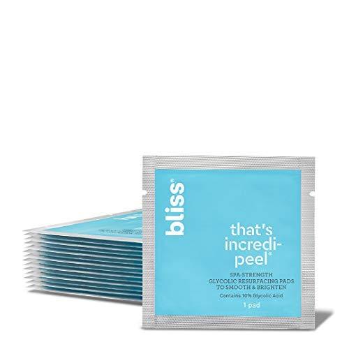Bliss peel pads amazon