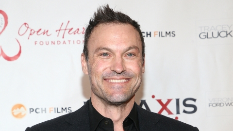 Brian Austin Green Just Shaded Megan Fox After Her PDA Post With Machine Gun Kelly | StyleCaster