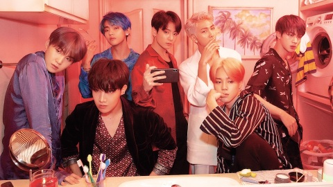 We're Still Obsessed With BTS' 'Dynamite'—Here Are the Lyrics to Their 1st English Song   StyleCaster