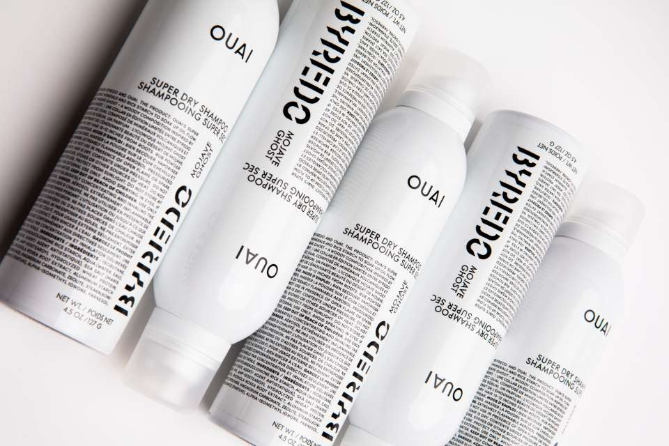 Ouai & Byredo Just Launched a Dry Shampoo Collab and My Hair Has Never Smelled So Chic