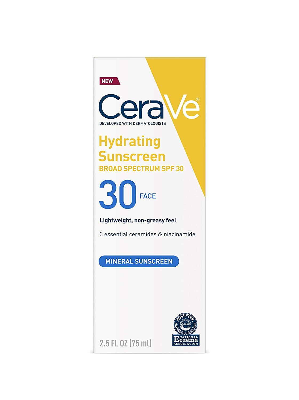 CeraVe Mineral Sunscreen