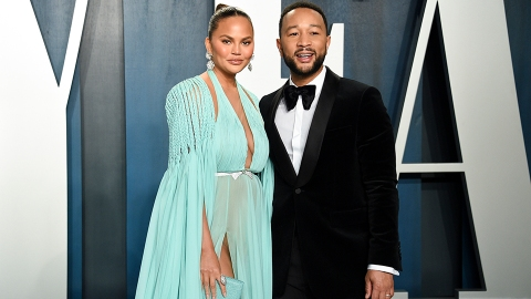 Chrissy Teigen Is Pregnant, Confirms Baby No. 3 in John Legend's New Music Video | StyleCaster