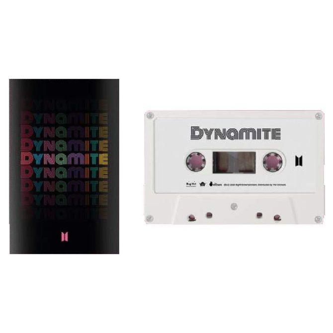 BTS 'Dynamite' Cassette