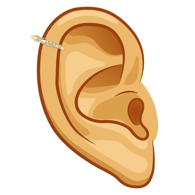 STYLECASTER   ear piercings
