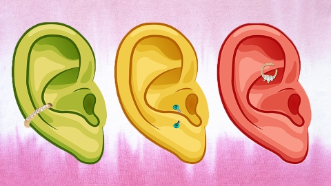 9 Types Of Ear Piercings Every Jewelry-Lover Should Know | StyleCaster