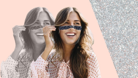 These Face Shields Just Might Force You to Stop Touching Your Face Once & For All | StyleCaster
