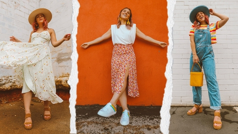 How To Style Retro Fashion Trends With A 2020 Twist | StyleCaster