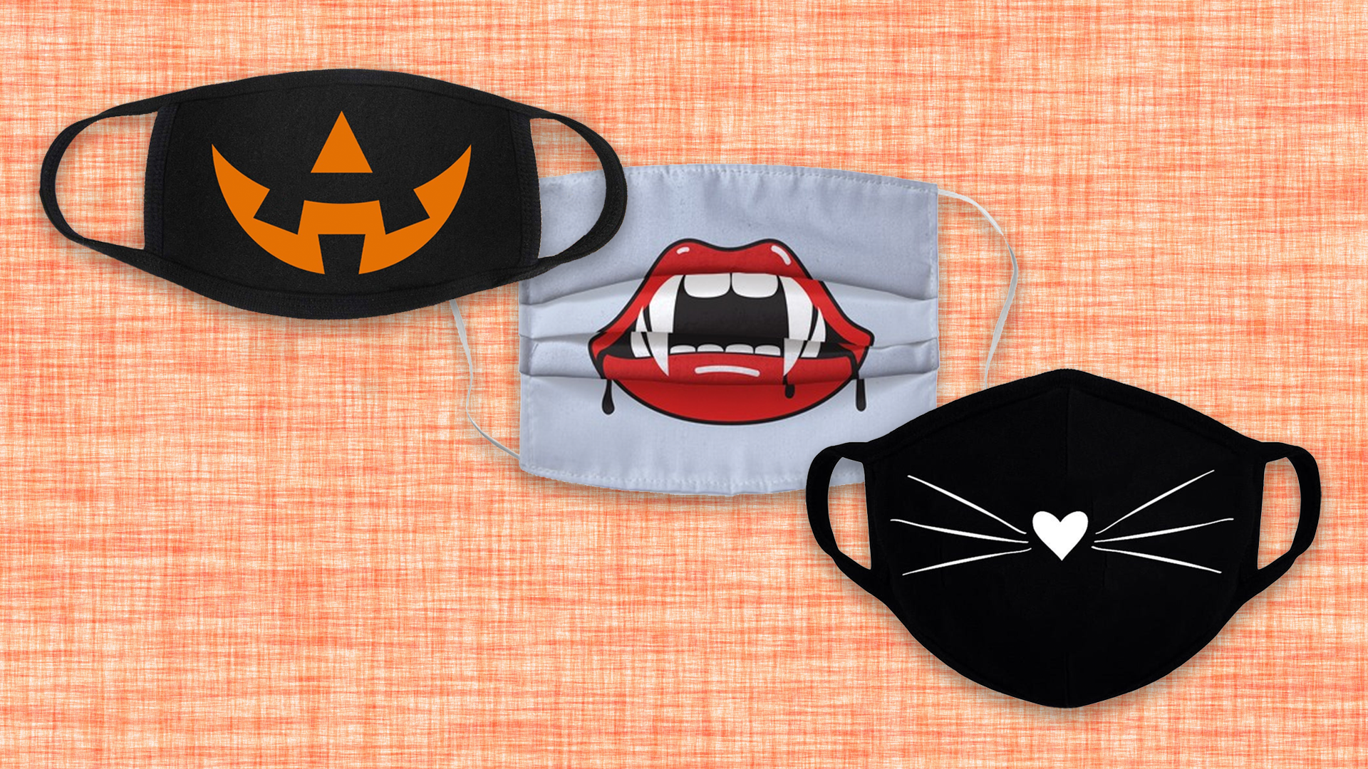Just 20 Halloween Costume Ideas That Work Perfectly With Face Masks