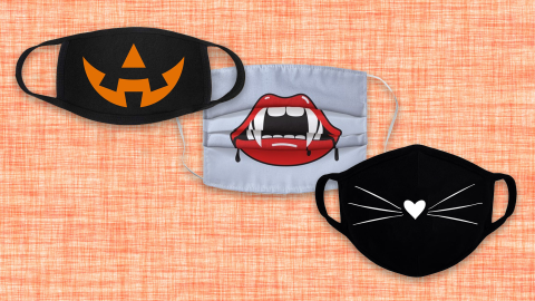 Just 20 Halloween Costume Ideas That Work Perfectly With Face Masks | StyleCaster