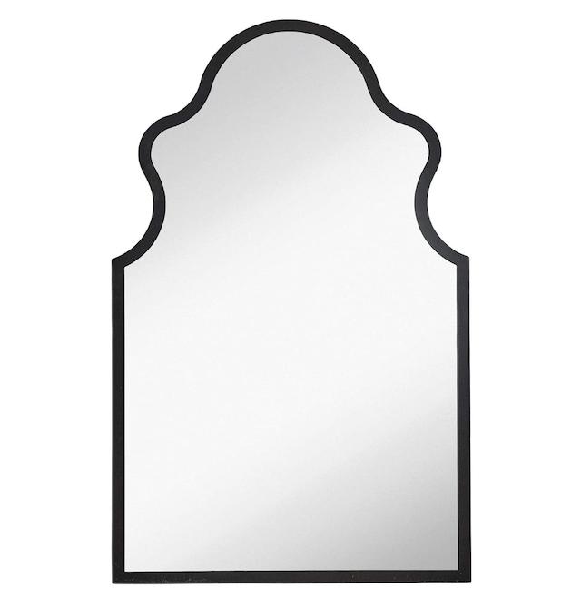 Hamilton Hills Arched Mirror