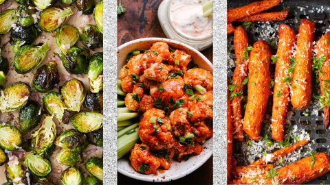 10 Air Fryer Recipes You'd Never Guess Are Actually Pretty Healthy | StyleCaster