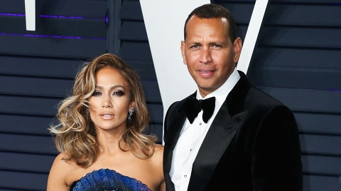 A-Rod Says J-Lo Is 'More Nervous' About Performing at the Inauguration Than the Super Bowl | StyleCaster