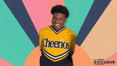 Jerry Harris on 'Cheer' Season 2, Taylor Swift's Cardigan & Advice From Coach Monica | StyleCaster