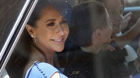 Uh, Jessica Mulroney Just Posted a Photo from Meghan Markle's Wedding After Their Fallout | StyleCaster
