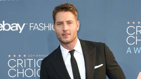 Here's Why Justin Hartley Was Never on 'Selling Sunset' While Married to Chrishell Stause   StyleCaster