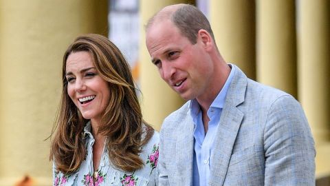 Kate Middleton Is Prince William's 'Shoulder to Lean on' Amid His Rift With Harry | StyleCaster