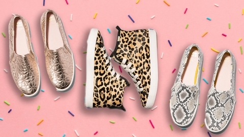 Wait, Someone Buy Me All The Shoes In Keds x Kate Spade's New Fall Drop | StyleCaster