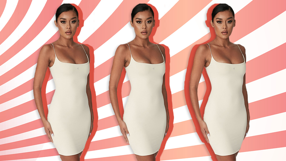 Kendall Jenner's $45 Little White Dress Is Exactly What I'd Wear If I Ever Went On Dates