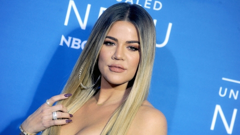 Fans Think Khloé Kardashian's 'KUWTK' Scenes Proves She Photoshops Her Instagrams | StyleCaster