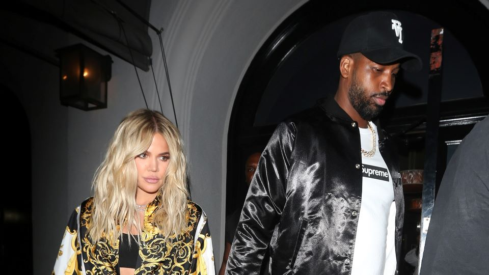 Khloé Kardashian Is No Longer Wearing the Diamond Ring Tristan Gave Her Amid His Cheating Rumors