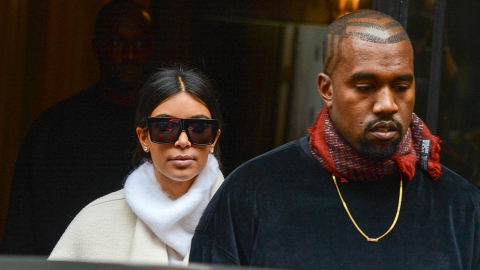 Kim & Kanye Are Vacationing in the Caribbean Together to Save Their Marriage | StyleCaster