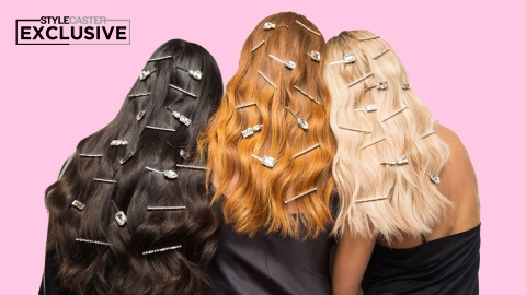 Justine Marjan & Kitsch Just Dropped A New Collection & Baby, It's Pure Hair Heaven | StyleCaster