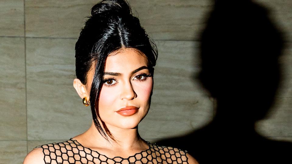 Kylie Jenner's Balmain Birthday Dress Has More Jewels Than A Royal Tiara