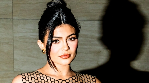 Kylie Jenner's Balmain Birthday Dress Has More Jewels Than A Royal Tiara | StyleCaster