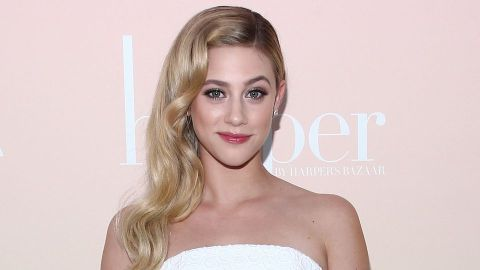 Lili Reinhart Clarifies Her Depression Isn't About 'a Breakup' with Cole Sprouse | StyleCaster
