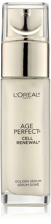 L'Oreal golden face serum amazon