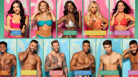The 'Love Island' Season 2 Cast Is Here—& Summer Just Got Hotter | StyleCaster