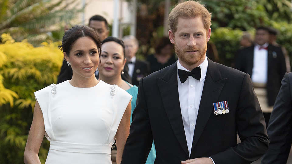 Meghan Markle & Prince Harry Secretly Moved to a New House in Santa Barbara Amid All That Royal Drama