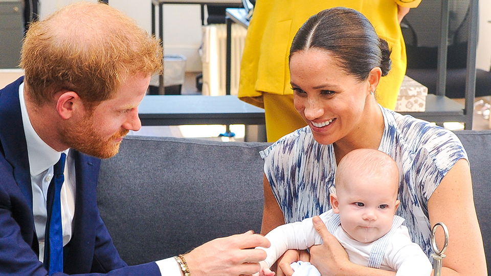Harry & Meghan Thought Archie May Be 'Bullied' With a Royal Title—He Almost Got This Name   StyleCaster