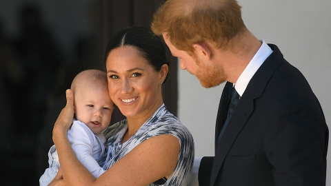 Meghan Markle & Prince Harry's Son Archie Will Only Become a Prince if This Happens | StyleCaster