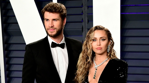 Liam Hemsworth Has a 'Low Opinion' of Miley Cyrus After She Shaded Him in 'Midnight Sky' | StyleCaster